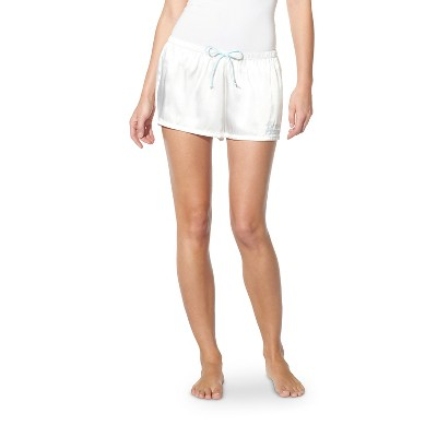 Women's Bridal Satin Short Ivory - Gilligan & O'Malley®
