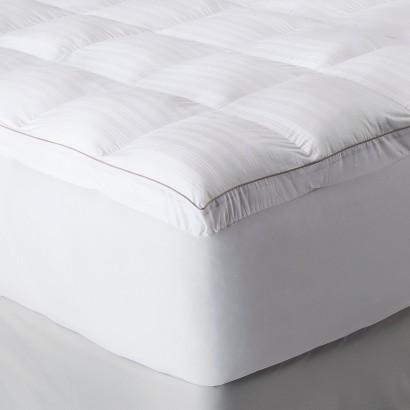 Fieldcrest Luxury Comfort Mattress Pad White Product