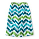 Room Essentials® Chevron Body Wrap - Blue