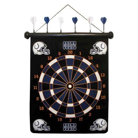 Indianapolis Colts Rico Magnetic Dart Board Set