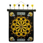 Rico NFL Green Bay Packers Magnetic Dart Board Set