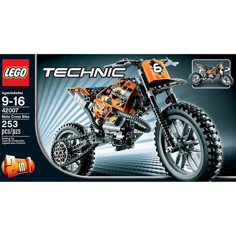 LEGO® Technic Moto Cross bike 42007