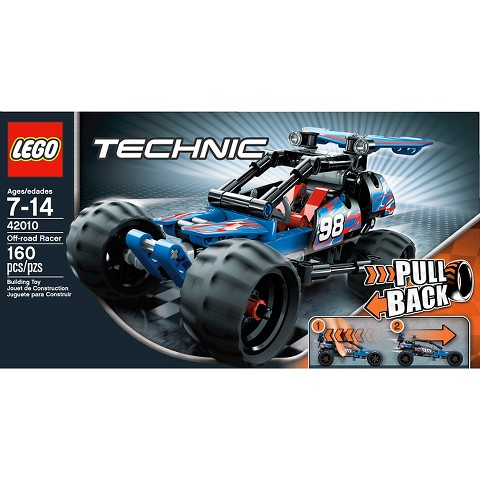 LEGO® Technic Off-road Racer 42010