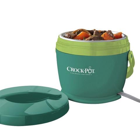 Crock-Pot® Lunch Crock Food Warmer - Teal & Lime