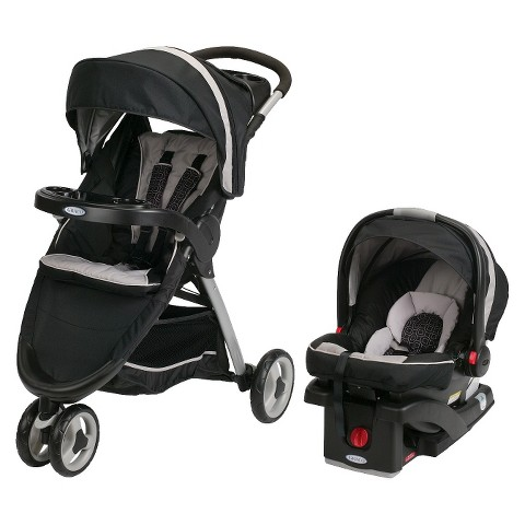 Graco® FastAction™ Fold Sport® Click Connect™ Travel System