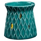 Wax Free Warmer Set-2 Extra Fragrance Disks included - Teal Diamond