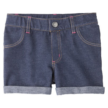 Girls' Rolled Cuff Fashion Short