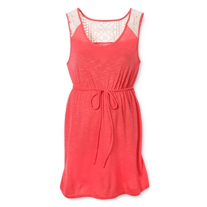 Liz Lange® for Target® Maternity Sleeveless Crochet Top - Assorted Colors