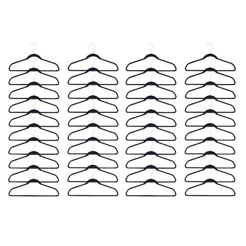 Joy Mangano Huggable Hangers® 40-Pc. Suit Hangers - Assorted Colors