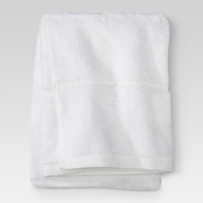 Threshold™ Botanic Fiber Bath Towel - True White