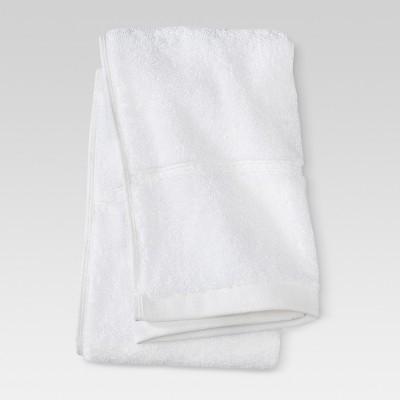 Threshold™ Botanic Fiber Hand Towel - True White