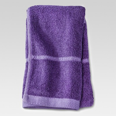 Threshold™ Botanic Fiber Hand Towel - Grape Fizz