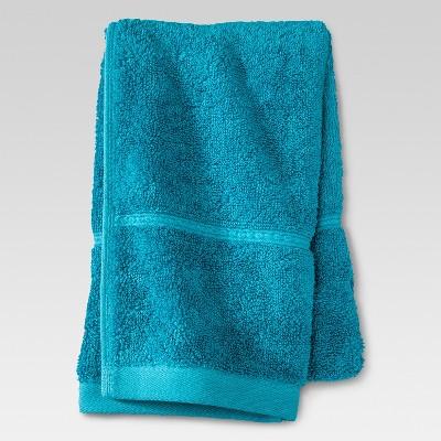 Threshold™ Botanic Fiber Hand Towel - Monte Carlo Turquoise