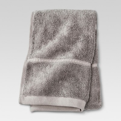 Threshold™ Botanic Fiber Hand Towel - Cloak Gray