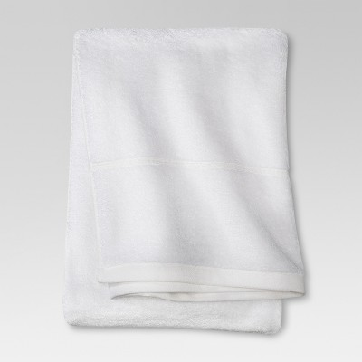 Threshold™ Botanic Fiber Bath Sheet - True White