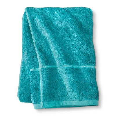 Threshold™ Botanic Fiber Bath Sheet - Galapagos Aqua