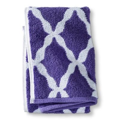 Threshold™ Botanic Fiber Hand Towel - Grape Fizz Accent