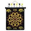 Rico NCAA Iowa Hawkeyes Magnetic Dart Board Set