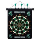 Michigan State Spartans Magnetic Dart Board Set