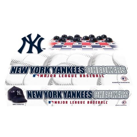 New York Yankees Rico Checker Set