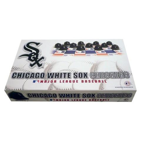 Chicago White Sox Rico Checker Set