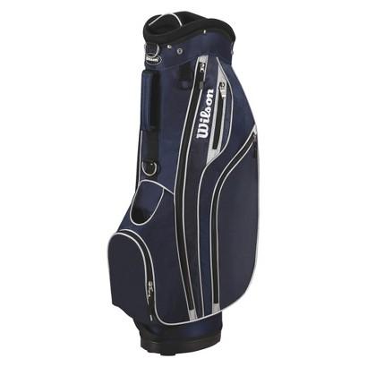 Wilson Lite Cart Golf Bag - Navy