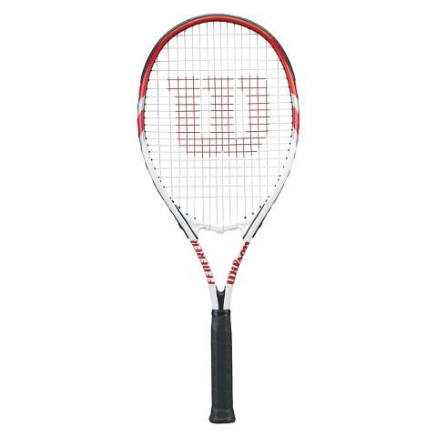Wilson Federer Oversized Recreational Tennis Racquet - Size 3