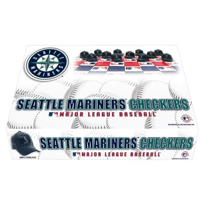 Seattle Mariners Rico Checker Set