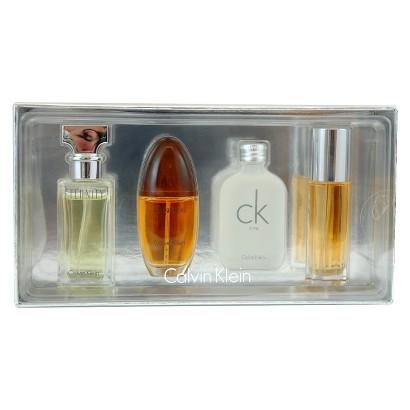 Women's Calvin Klein Variety by Calvin Klein 4 Piece Min gift Set