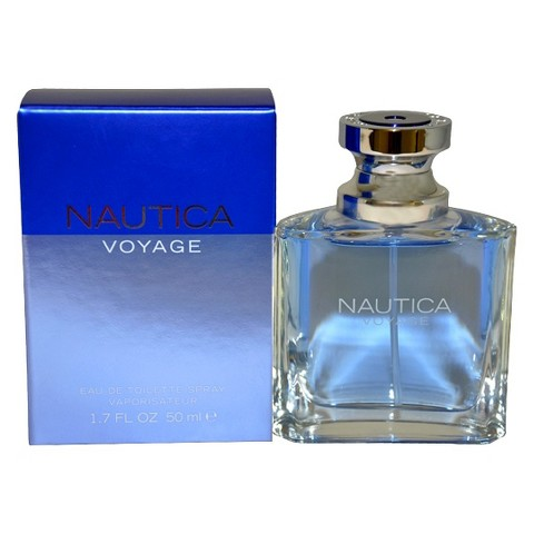 Men's Nautica Voyage by Nautica  Eau de Toilette Spray  - 1.7 oz