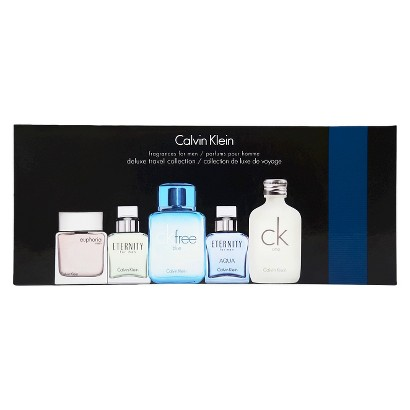 Men's Calvin Klein Variety by Calvin Klein 5 Piece Mini Gift Set