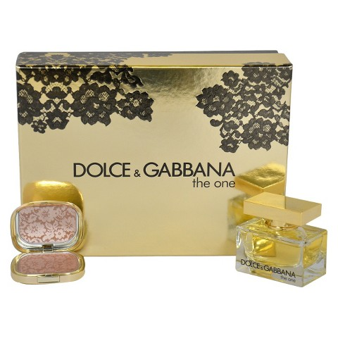 Women's The One by Dolce & Gabbana for Women 2 Piece Gift Set