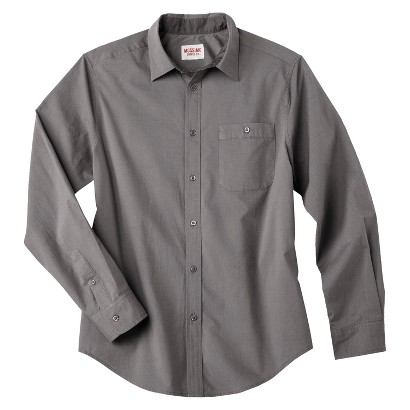 Mossimo Supply Co. Men's Button Down Shirt