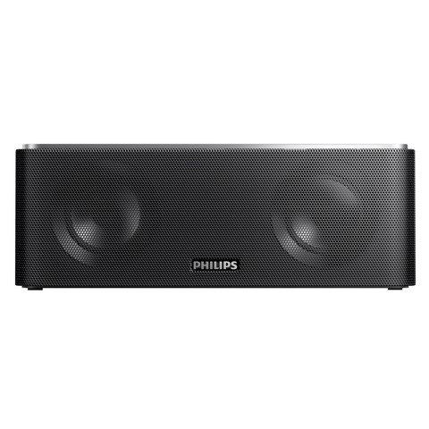Philips Portable Bluetooth/NFC Speaker - Black (SB365/37)