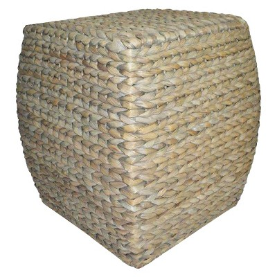 Accent Table Woven Square