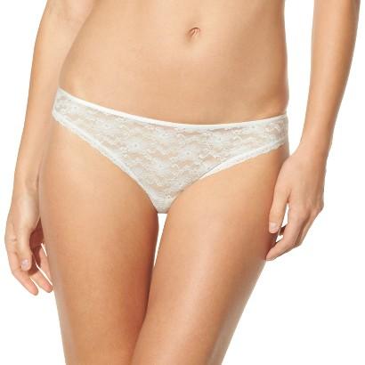 Bridal Bikini Ivory/Light Blue - Gilligan & O'Malley®