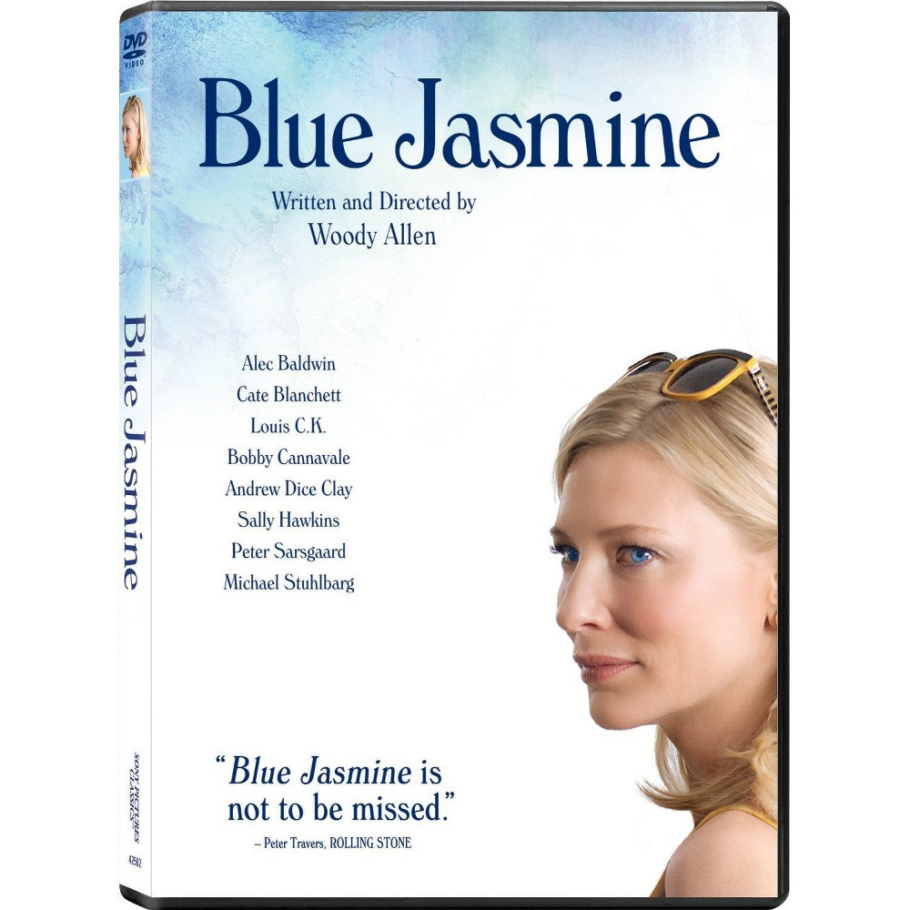Blue Jasmine (Includes Digital Copy) (UltraViolet) (dvd_video)