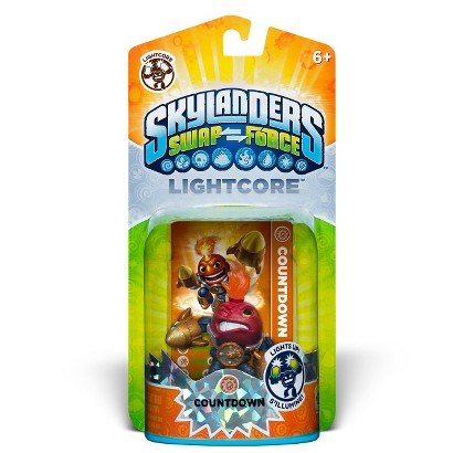 Skylanders Swap Force Lightcore Countdown