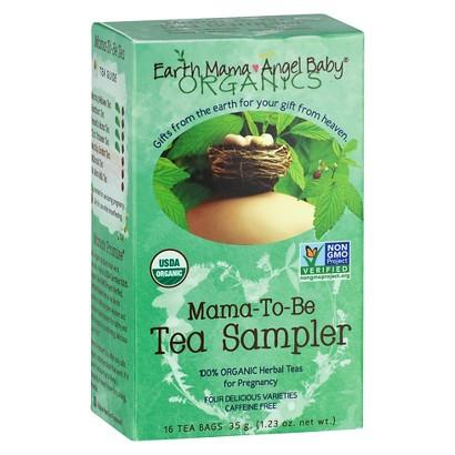 Earth Mama Angel Baby Organic Herbal Teas for Pregnancy - 1.23 oz