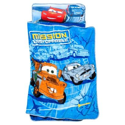 Disney® Cars Toddler Nap Mat - Blue