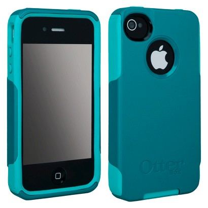 Otterbox Commuter Cell Phone Case for iPhone 4/4s - Green (41942TGR)