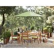 Smith & Hawken® Brooks Island 7-Piece Wood Rectangular Dining Set
