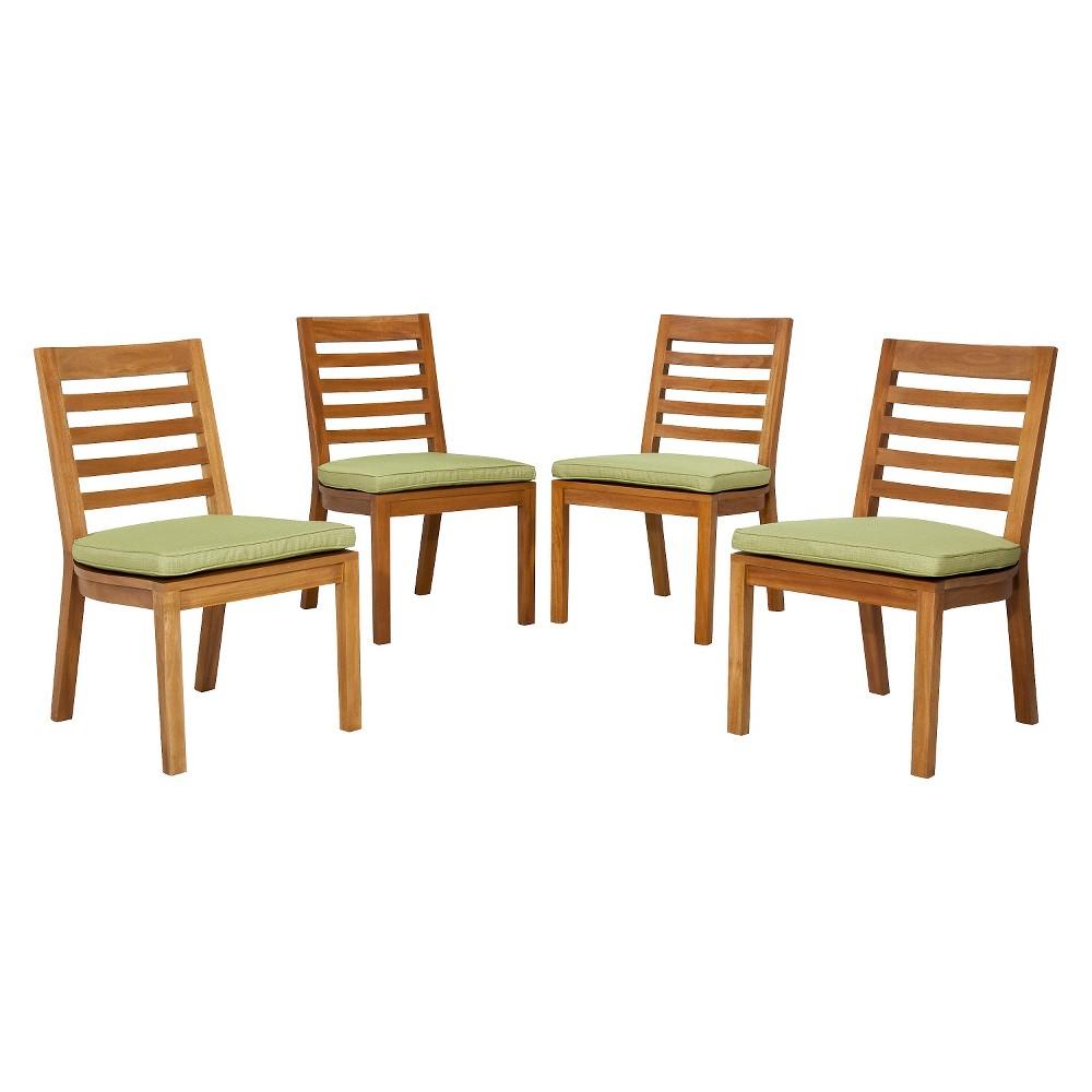 Patio Dining Chair Smith Hawken Brooks Island 4 Piece