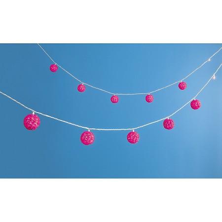 Target Rosette String Lights : Room Essentials Rosette Globe String Light : Target