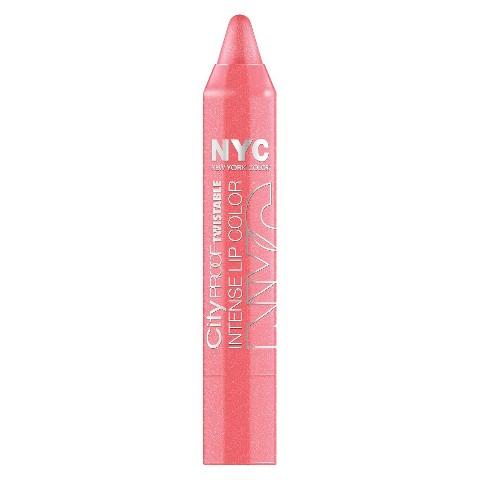 NYC City Proof Twistable Intense Lip Clr