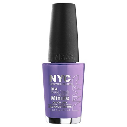 NYC In a NY Color Minute Nail