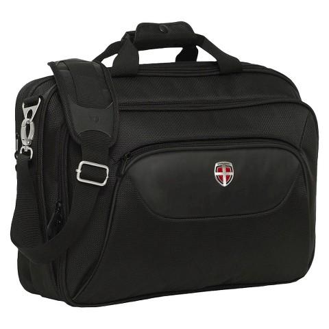Ellehammer Copenhagen Deluxe Laptop Bag - Black