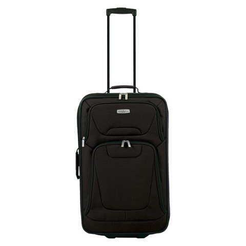 "Tradewinds Valencia Carry-On Pilot Case - Black ( 21"" )"