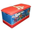 Magical harmony Deluxe Toy Box - Mini Heroes
