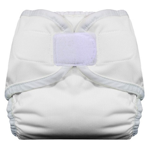 Thirsties Reusable Diaper with Hook & Loop - Assorted Colors & Sizes